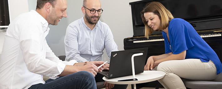 Studentische Aushilfe Digitales Lernen (m/w/d)