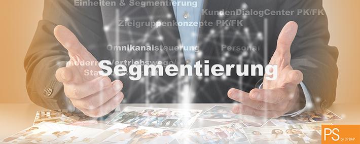 Potenzialorientierte Kundensegmentierung