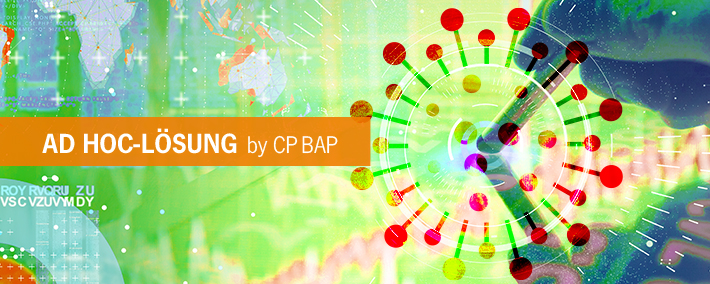 AD HOC-LÖSUNGEN by CP BAP