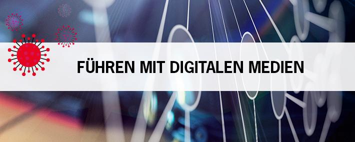 Webinar: Führen mit digitalen Medien